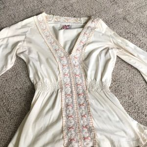 Buffalo David Bitton long sleeved spring tunic
